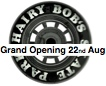 Hairy Bobs Skate ParkGrand Opening is 15th August 2009more info go to http://hairybobs.com